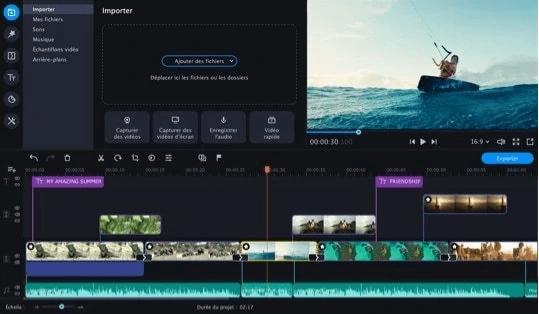 Movavi Video Editor Plus 2020  En savoir plus: https://www.movavi.com/fr/support/how-to/windows-movie-maker-review.html?gclid=EAIaIQobChMI4rWg3PvO6gIVE5zVCh0pugUDEAAYASAAEgKVUvD_BwE © Movavi.com